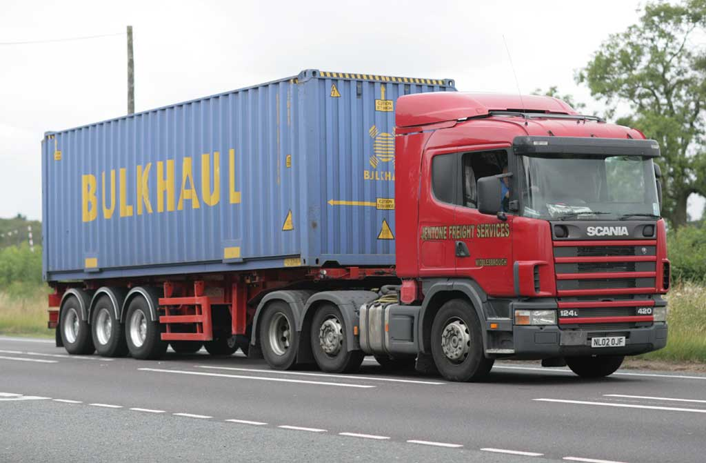 Collaborative Road Freight Transport
