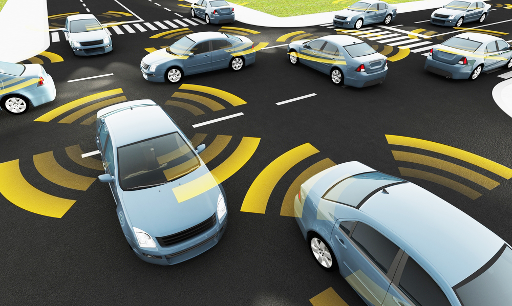 Test Specification and Generation for Connected and Autonomous Vehicle in Virtual Road Environment