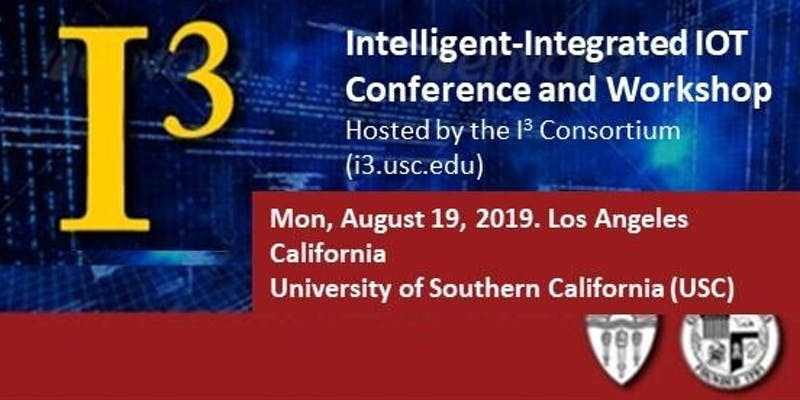 Intelligent-Integrated IOT Conference and Workshop